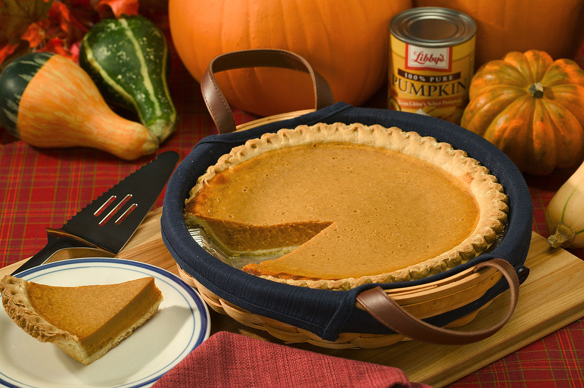 Thanksgiving Pie Sale is back at Carrie's Cafe!