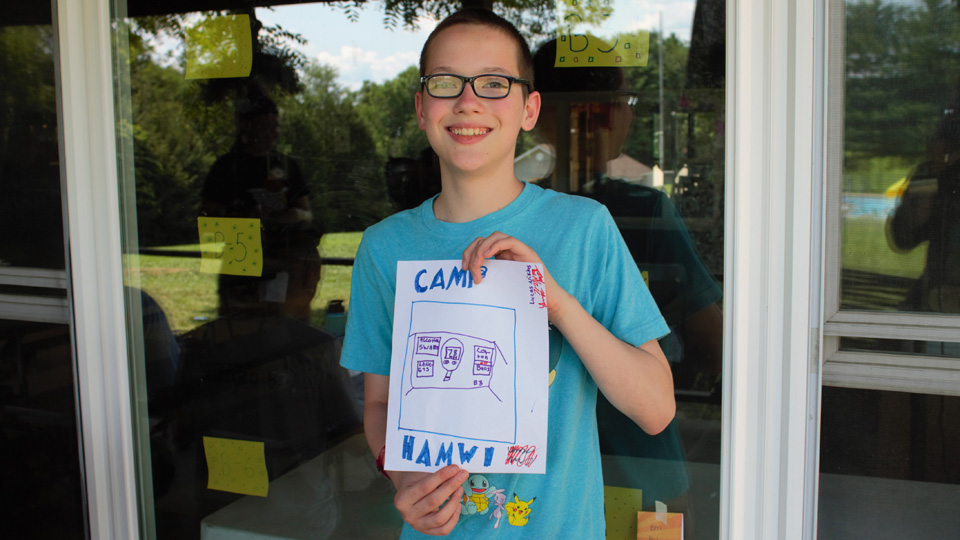Camp supporters help create lasting lessons, memories for children with diabetes