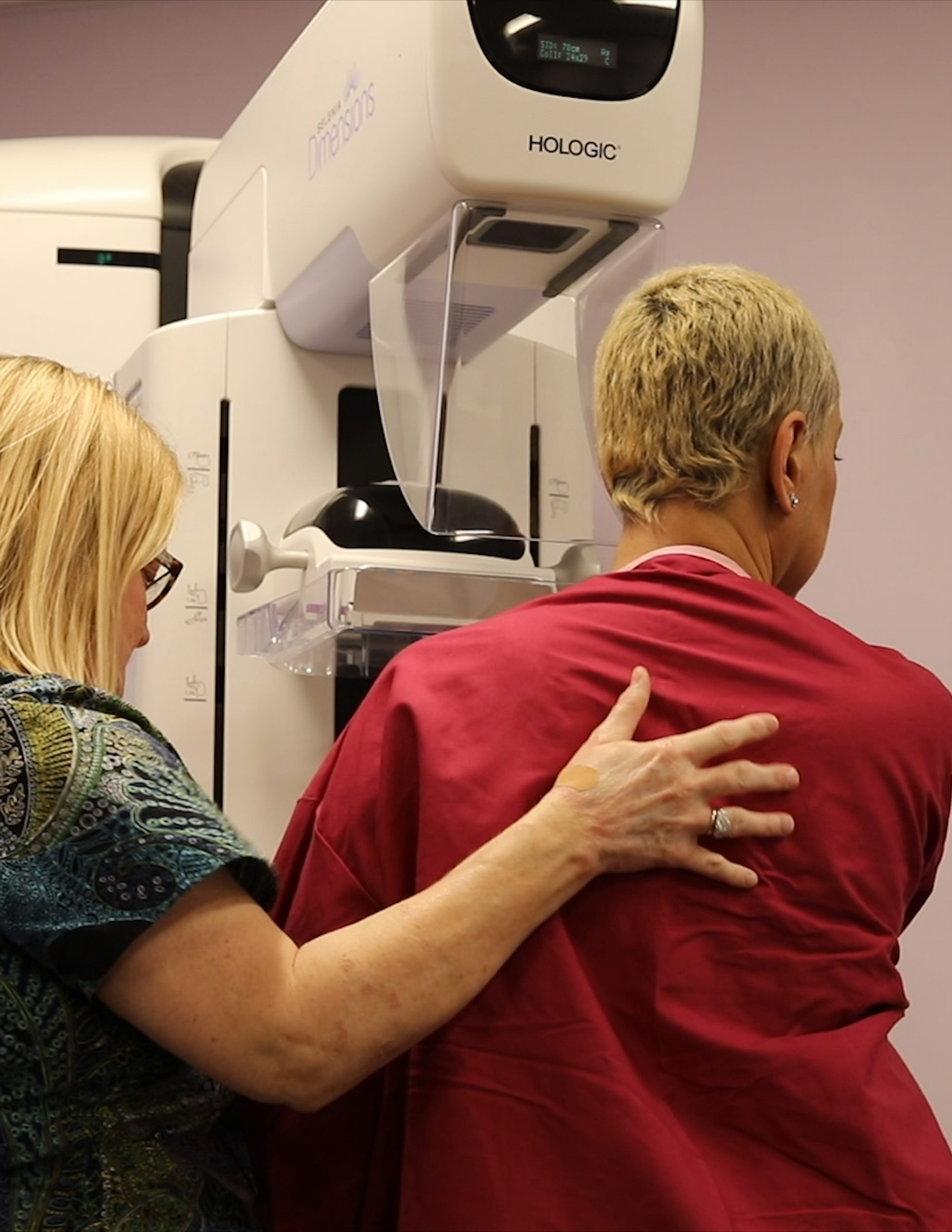 Columbus Cancer Clinic Surpasses 2,000 Mammograms in 2019!