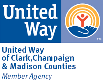 United Way of Clark, Champaign & Madison Counties logo