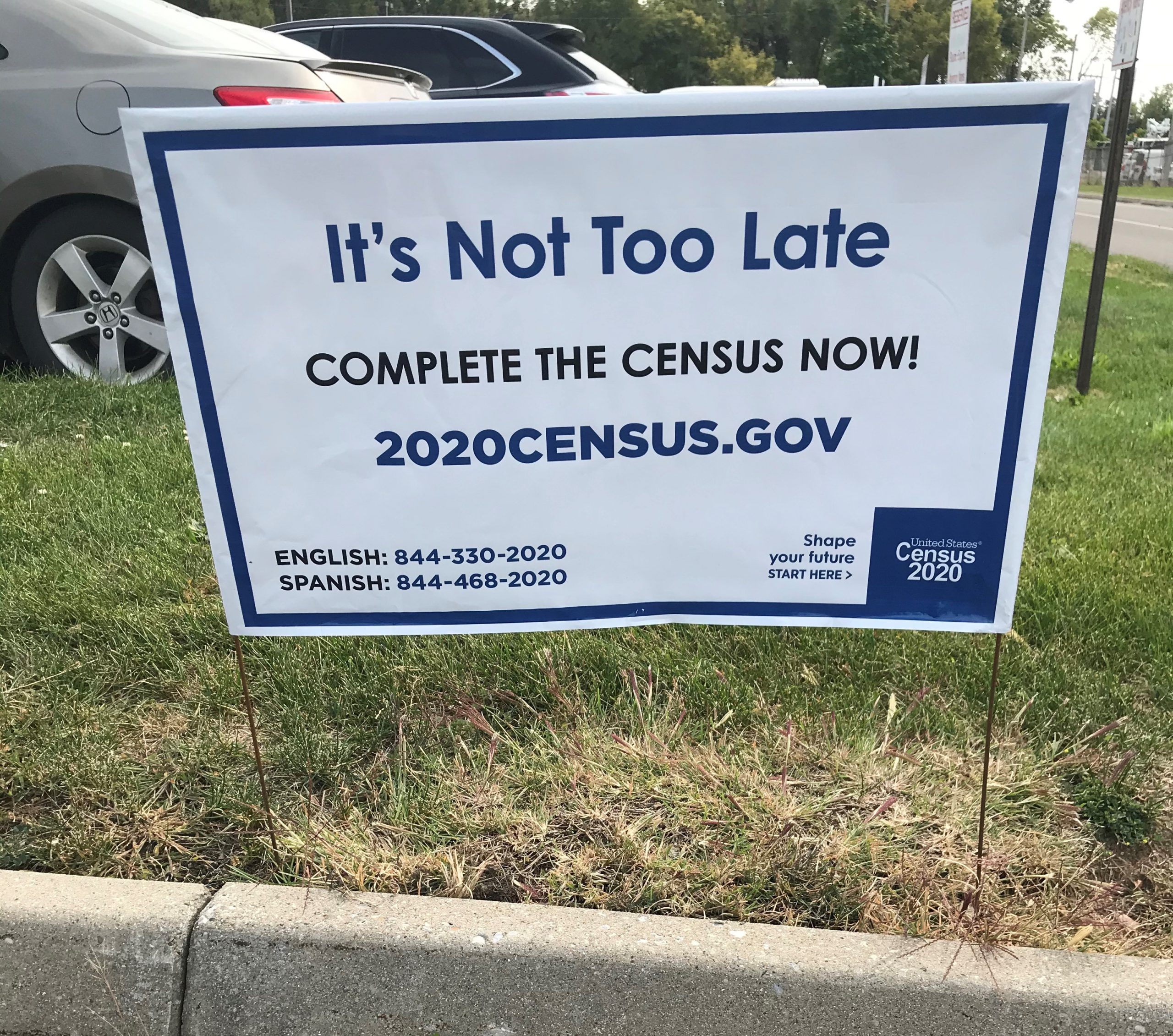 Columbus Counts 2020 Census Grant Enhances Grab-and-Go and Drive-Thru Services at LifeCare Alliance!