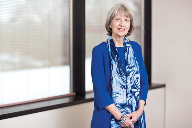 Columbus CEO: Volunteer of the Year Sandy Freer lives to serve