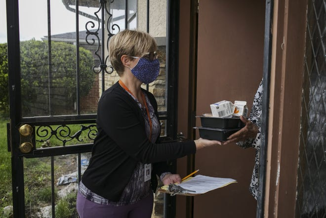 Columbus Dispatch: Meals on Wheels needs volunteers to handle demand tied to COVID-19 pandemic